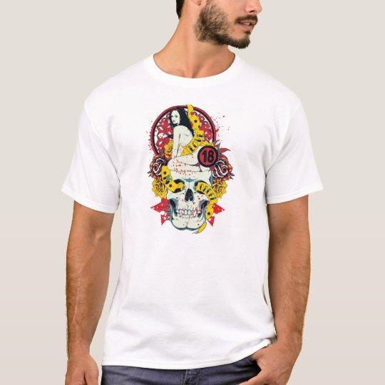 Camiseta Love is cruel
