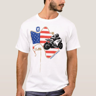 Camiseta LS EUA '09 (batata frita)