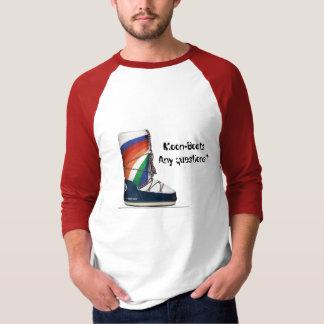 Camiseta Lua-Botas. Alguma pergunta?