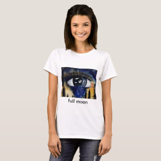 Camiseta Lua cheia