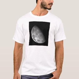 Camiseta Lua da missão espacial planetária de Galileo