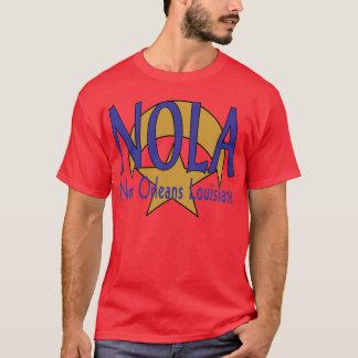 Camiseta Lua do crescente de NOLA