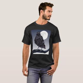 Camiseta Lua e ornitologia