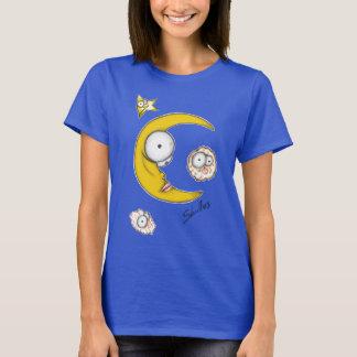 Camiseta Lua louca