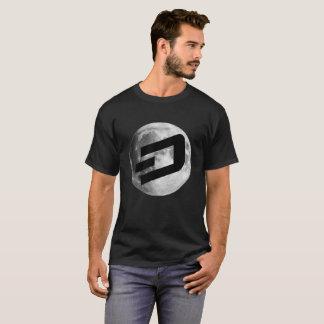 Camiseta Lua T do traço