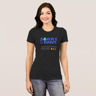 Camiseta Lubrificado corretamente