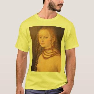 Camiseta Lucas Cranach - Venus em Berlim