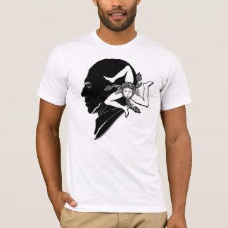 Camiseta Lucky Luciano   Cosa Nostra