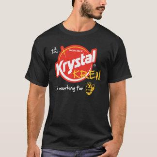 Camiseta Lugar de Krystal ø - funcionamento do grupo