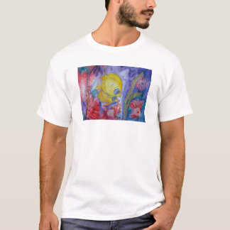 Camiseta Luminosidade subaquática
