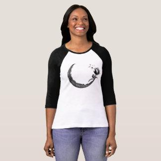 Camiseta Luna Rosa Noir