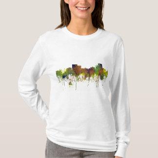 Camiseta Lustre do safari da skyline de Chatanooga