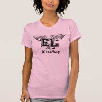 Camiseta Luta do leste do lago - mulher
