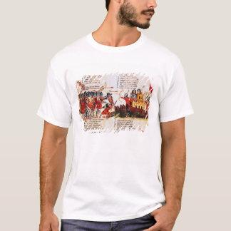 Camiseta Luta dos cavaleiros