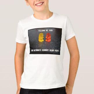 Camiseta Luta gomosa final do urso