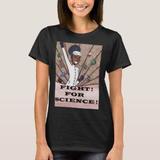 Camiseta Luta para a ciência