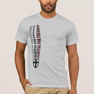 Camiseta Luta pela liberdade!