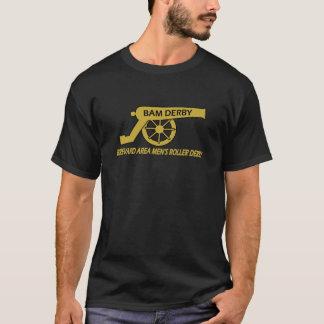 Camiseta Luta preta T do BAM Derby