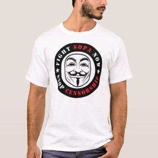 Camiseta Luta Sopa
