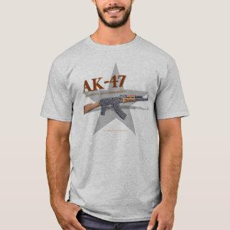 Camiseta Lutador da liberdade de AK-47 no mundo inteiro