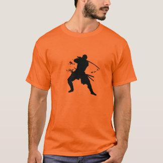 Camiseta Lutador de Ninja