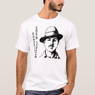 Camiseta Lutador indiano da liberdade de Shaheed Bhagat