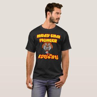 Camiseta Lutador tailandês de Muay