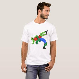 Camiseta Lutadores estrangeiros
