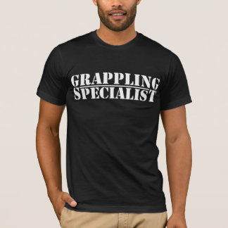 Camiseta Lutando o t-shirt do especialista