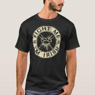 Camiseta Lute-me, mim são irlandês