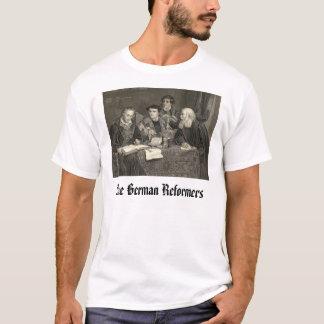 Camiseta Luther, Melancthon, Pomeranus e Cruciger,…