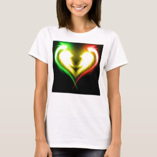 Camiseta luv do rasta