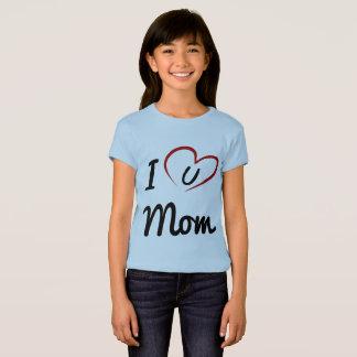 Camiseta luv você mamã