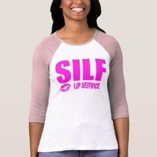 Camiseta Luva das mariquinhas 3/4 de SILF