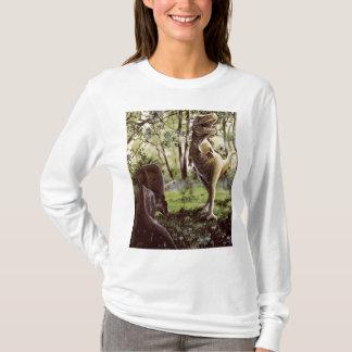 Camiseta Luva longa das senhoras