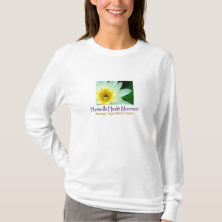 "Camiseta Luva longa de HHM ""Asana Lilly Center"""