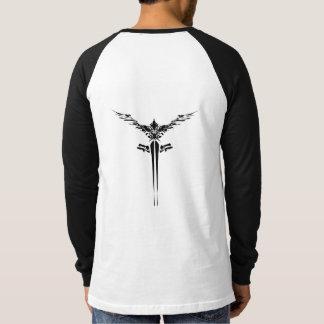 Camiseta Luva longa do padre CaNuCm3 do dragão
