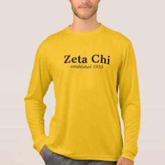 Camiseta Luva longa do qui do Zeta