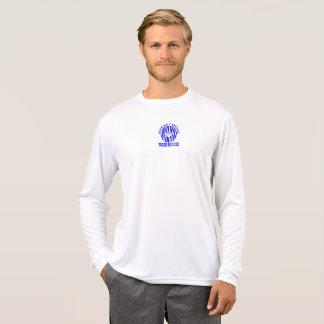 Camiseta Luva longa do t-shirt da bola do tigre de PFT