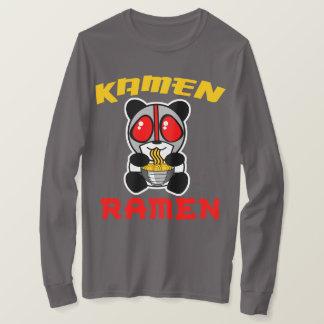 Camiseta Luva longa dos Ramen de Kamen
