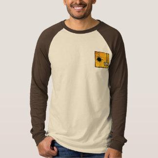 Camiseta Luva longa: Inferno para o couro