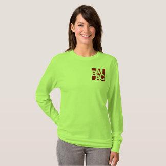 Camiseta Luva longa T de BMAC