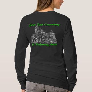 Camiseta Luva longa T de SPCPA