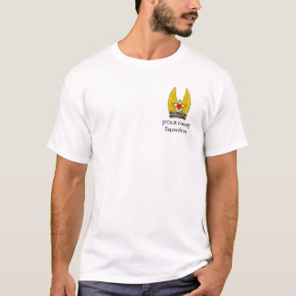 Camiseta Luva oficial do Short da sociedade do ar de Arnold