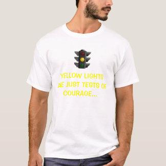 Camiseta Luz amarela