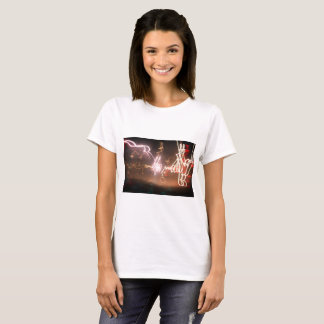 Camiseta Luz da dança