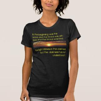 Camiseta Luz da palavra
