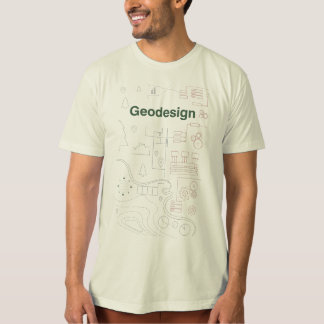 Camiseta Luz de Geodesign, homens