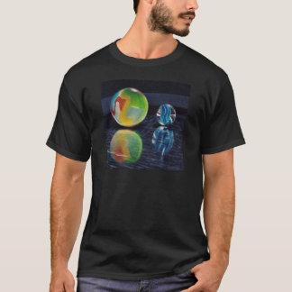 Camiseta Luz de mármore