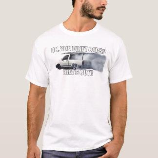 Camiseta Luz de Meme do caminhão da tração de Tacoma